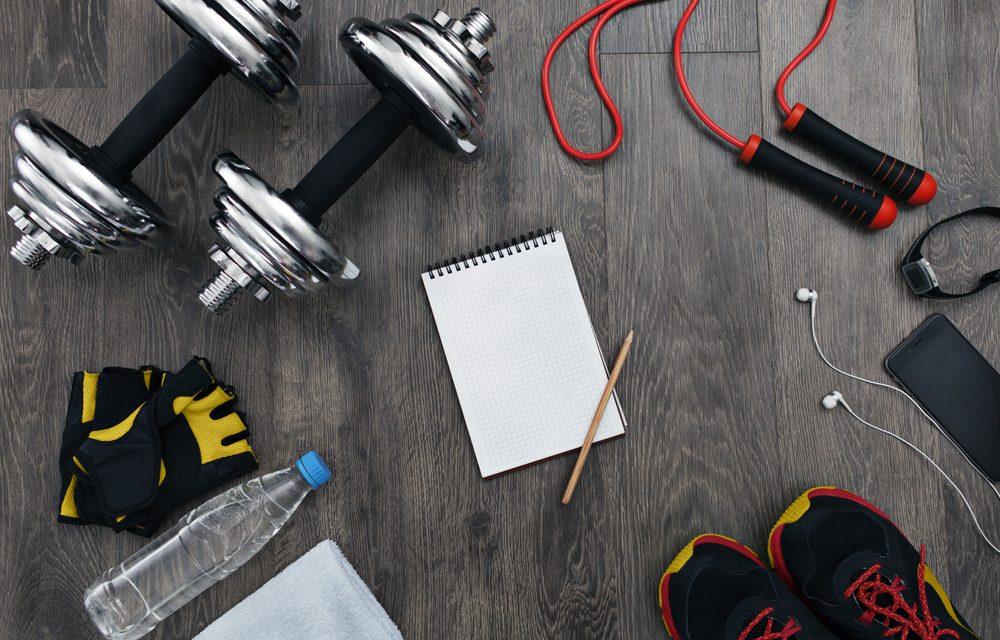 motivating workout goals