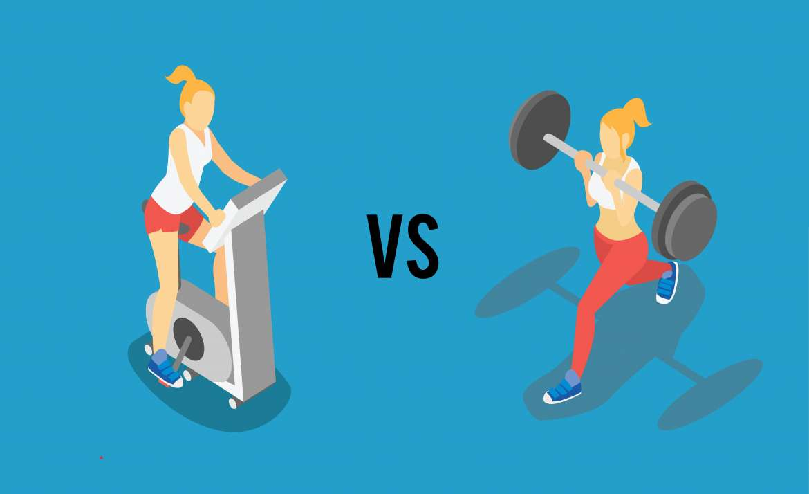 Cardio Vs Weight Training: Which Is Better For Weight Loss