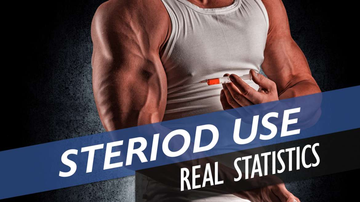 how many people use steriods